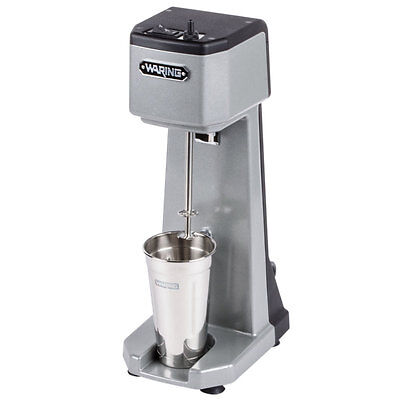Waring Wdm120 Heavy Duty Single Spindle Drink Mixer Commercial Full Warranty
