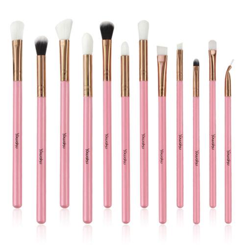 12Pcs Makeup Brushes Set Foundation Powder Eyeshadow Eyeline