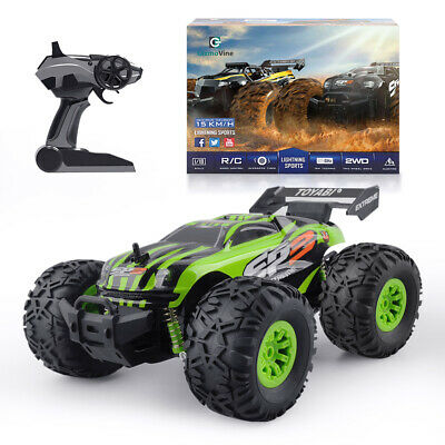 High Speed Remote Control Car Terrain Off Road Vehicle Monster Truck RC Cars Toy