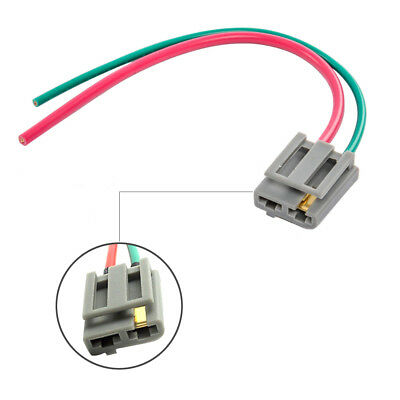 Best Dual Pigtail Wire Harness Connector GM HEI Coil In Cap Distributor 170072