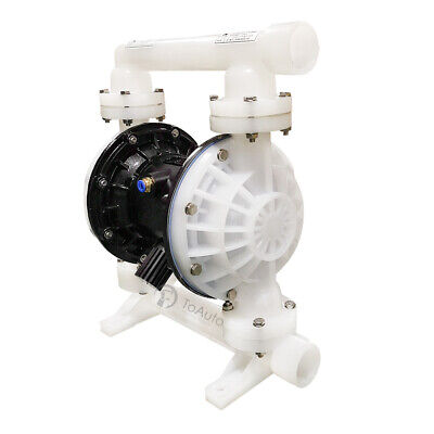 Air-operated Pneumatic Double Diaphragm Pump 1.5 Inlet Outlet 37gpm 100psi Us