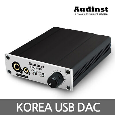Audinst HUD-mx2 USB DAC External Sound Card Audio Amplifier HiFi Headphone