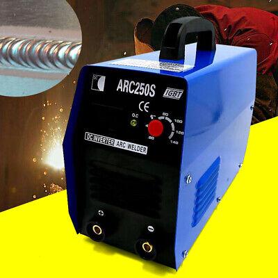 Electric 250amp Stick Welder Mma Arc Igbt Dc Inverter Welding Machine Arc-250s