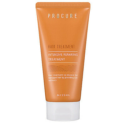 MISSHA Procure Intensive Repairing Treatment 150ml Free gifts