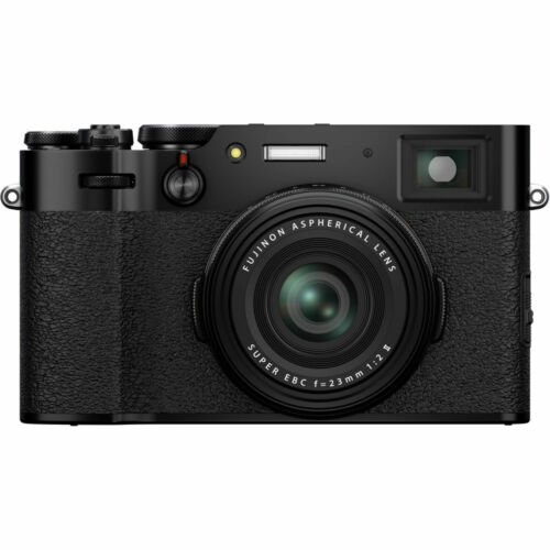 FUJIFILM X100V Digital Camera (Black) USA Warranty!