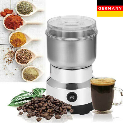 150W Elektrische Kaffeemühle Universal Kaffee Mühle Coffee Grinder Espressomühle