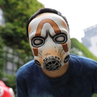 2019 Border lands 3 Psycho Bandit LED Mask Cosplay Psycho Halloween Face Mask](Halloween Psycho Mask)