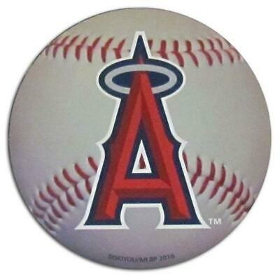 los angeles angels inch baseball magnet new