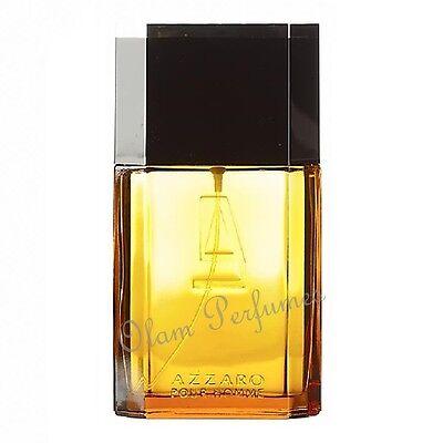 Azzaro Pour Homme Eau De Toilette Spray 3.4oz * New * Original + Bonus Fragrance