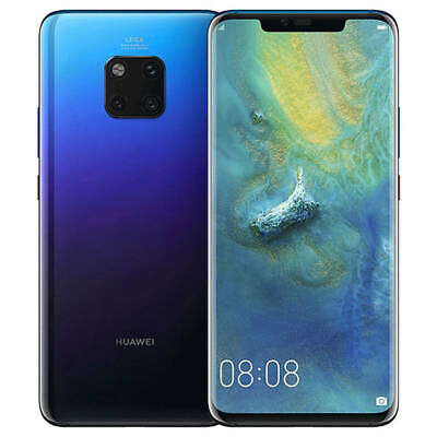 Huawei Mate 20 Pro 128GB 4G LTE GSM UNLOCKED 40MP 6GB RAM Smartphone - LYA-L0C
