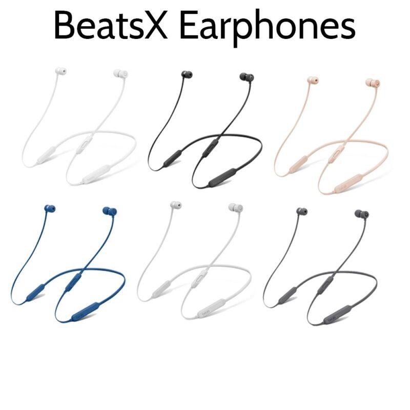Authentic Beats by Dr. Dre BeatsX Beats X Wireless Bluetooth In-Ear Headphones