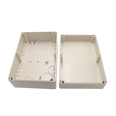 M1 263x182x125mm Small Waterproof Junction Box Outdoor Electrical Wiring Case