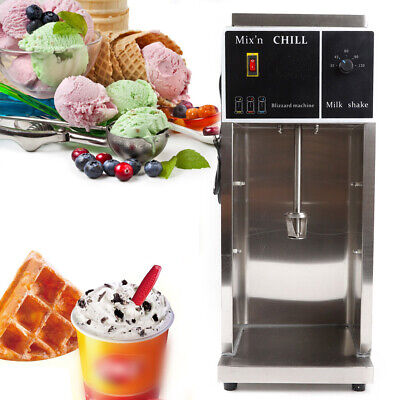 Stainless Steel Blender Shaker Mixer Maker Mixing Machine For Shakes Ice Cream