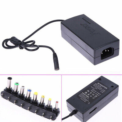 Universal Computer Charger Laptop Power Supply Adapter For HP DELL Lenovo (2 Power Laptop)