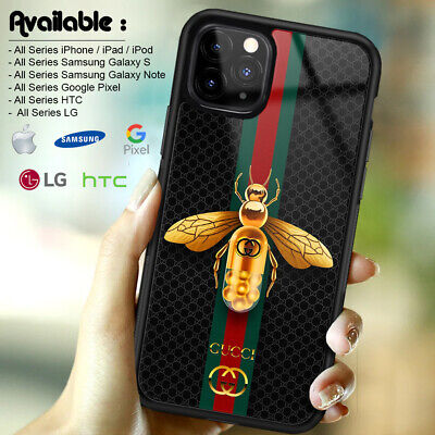 Case iPhone 11 Pro Max Guccy845rCases 8 X XR XS Bee Galaxy S10 S20 Ultra G 25