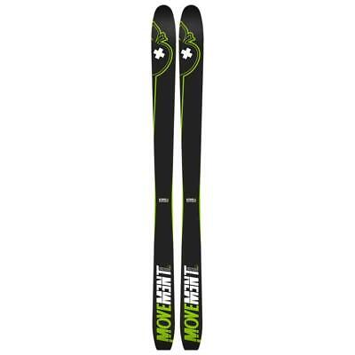 2019 Movement Alp Tracks 84 177CM Hombre Turismo Freeride Skis Freerando Carbono