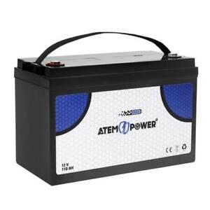 110AH AGM Battery 12V AMP Hour SLA Deep Cycle C79CV-V13-VABY005A