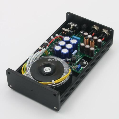Finished 50VA HIFI Ultra-low Noise Linear Power Supply DC5V 9V 12V 15V 18V 24V