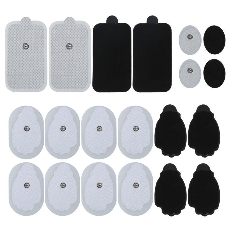 20 Stk. TENS Elektroden Pads Elektrodenpads für EMS Reizstrom Gerät Massager