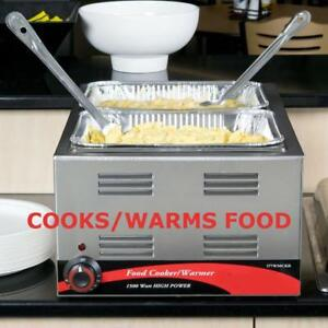 Hot food cooker warmer - rethermalizer  brand new - FREE SHIPPING