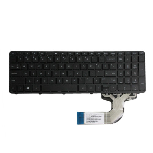 NEW Laptop US Keyboard with Frame For HP 15-r110dx 15-r131wm 15-r132wm 15-r138ca