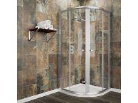 800mm x 800mm quadrant shower enclosure