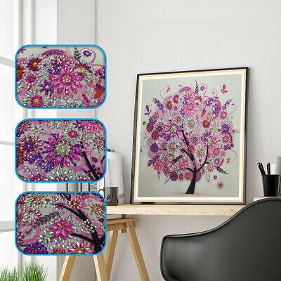 Four Seasons Tree DIY 5D Diamond Painting Cross Stitch Embro