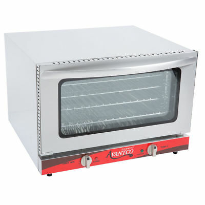 12 Size Commercial Restaurant Kitchen Countertop Electric Convection Oven 10rb