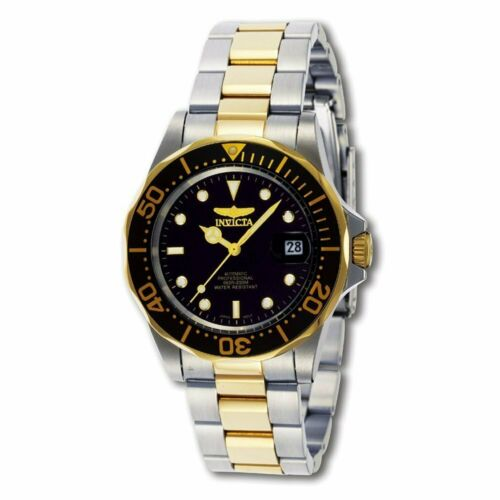 Invicta Men's 8927 Pro Diver Collection Automatic Watch, Gol