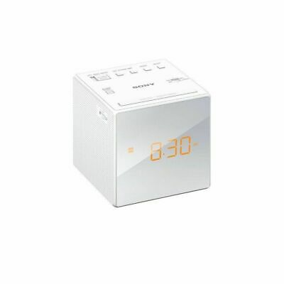 Sony ICF-C1 White Clock Radio ICFC1