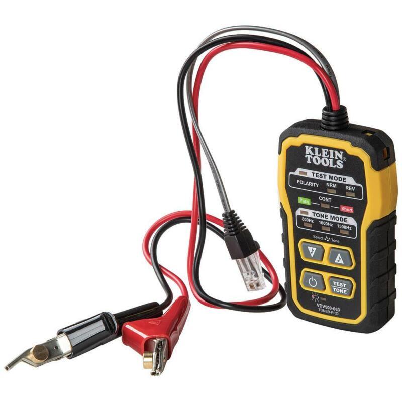 Klein VDV500-063 Toner-PRO Tone Generator