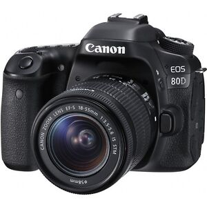 New Cannon 80D,2years warranty with gimbal handheld Lidcombe Auburn Area Preview