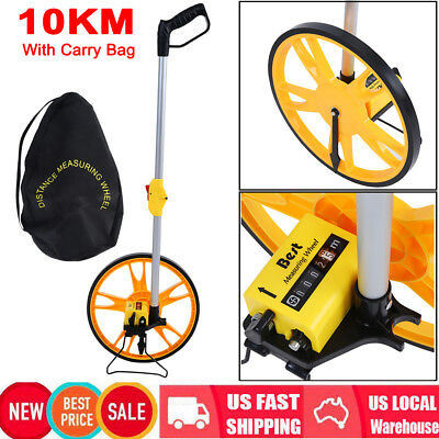 Measuring Stick (Industrial Measuring Wheel Outdoor Walking Distance Measure Portable Tool)