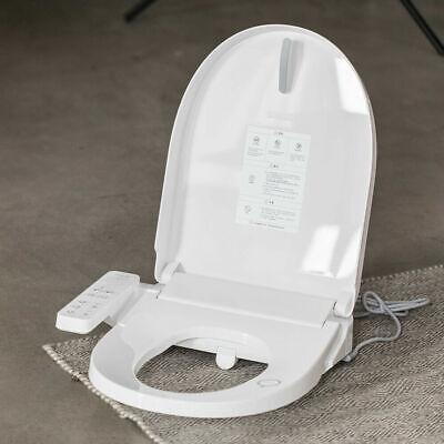 XIAOMI Asiento Inodoro Automático con Agua Tapa Váter WC Eléctrica Electrónico