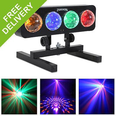 Beamz LED DJ Bank RGBA LED Light Lighting Stand DJ Disco Party Effects