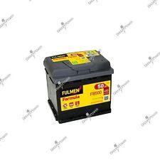 Batterie démarrage voiture Fulmen FB500 12v 50ah 450A 207x175x190mm