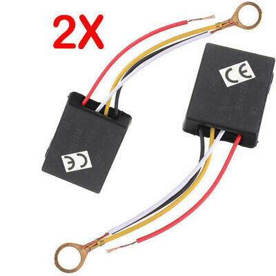2X 3Way Touch Sensor Switch Control for Repairing Lamp Desk Light Bulb Dimmer (3 Way Dimmer Switch)