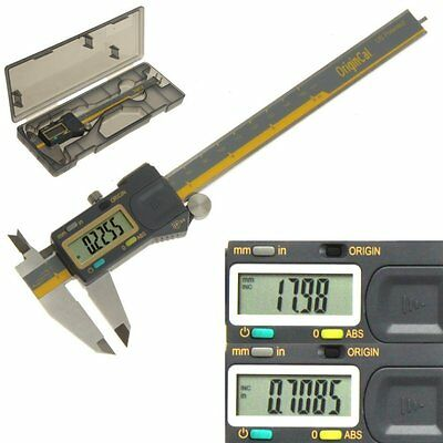 Igaging Electronic Caliper Absolute Origin 6 Digital Ip54 Extreme Accuracy