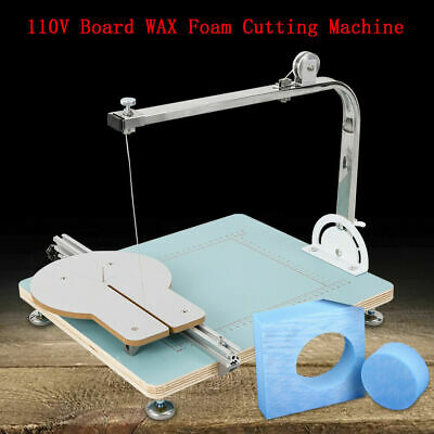 110V Foam Cutting Table Tool Cutter Machine Board Styrofoam Cut Hot Wire Work