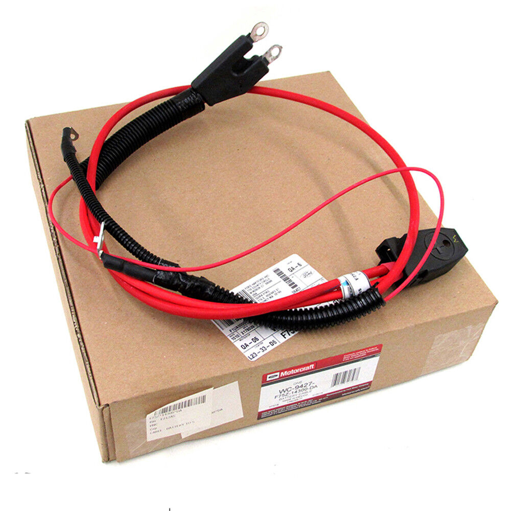 FORD OEM-Battery Cable F75Z14300DA