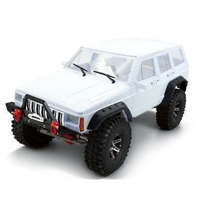 Hard Plastic Car Shell Body DIY Kit for 313mm Wheelbase 1/10 Axial SCX10 V1R2