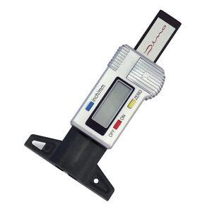 Dino Reifen Profilmesser Profiltiefenmesser Tiefenmesser Digital Messschieber