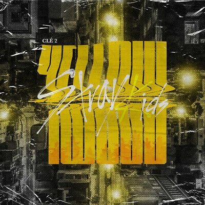 STRAY KIDS - Clé 2:YELLOW WOOD CD+PO Benefit+Poster+Free Store Gift+Tracking no. - Childrens Store