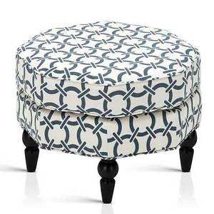 Free Delivery: Seat Footstool Bench Stool - White Homebush Strathfield Area Preview