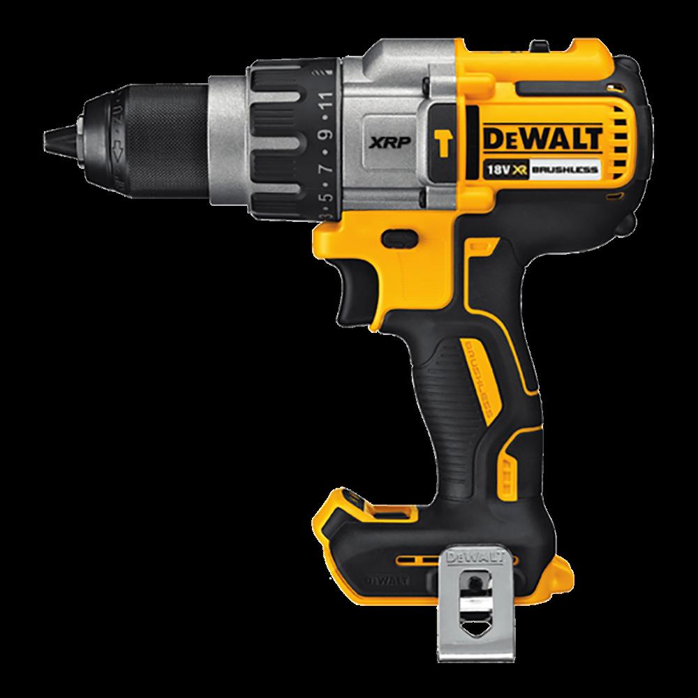 Dewalt DCD996N 18V Brushless G2 Premium Hammer Drill Driver - Body Only