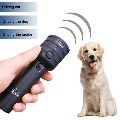 Ultrasonic Drive Dog Portable High-Power Repellent Outdoor Survival Drive Tools