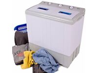 Portable Mini Washing Machine 4 kg + Spin 3kg