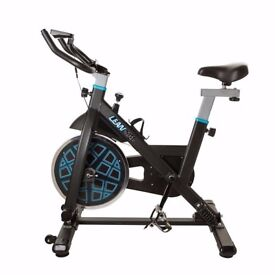 Lean Cycle Trainer with 4-Way Spring Motion Exercise Bike Bargain
