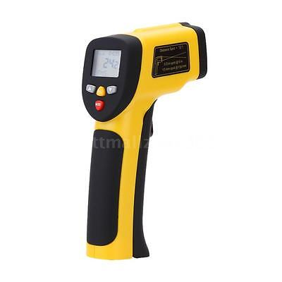Double Laser Non-contact Digital Infrared Thermometer Pyrometer -501050 Temp
