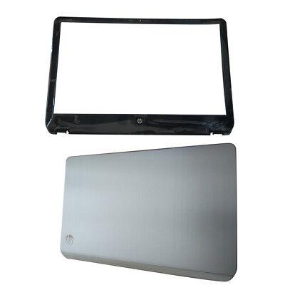 NEW HP PAVILION ENVY M6-1000 SERIES LCD BACK COVER 690231-001 & Bezel Combo